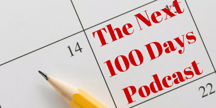 Nick Dimmock appears on The Next 100 Days podcast