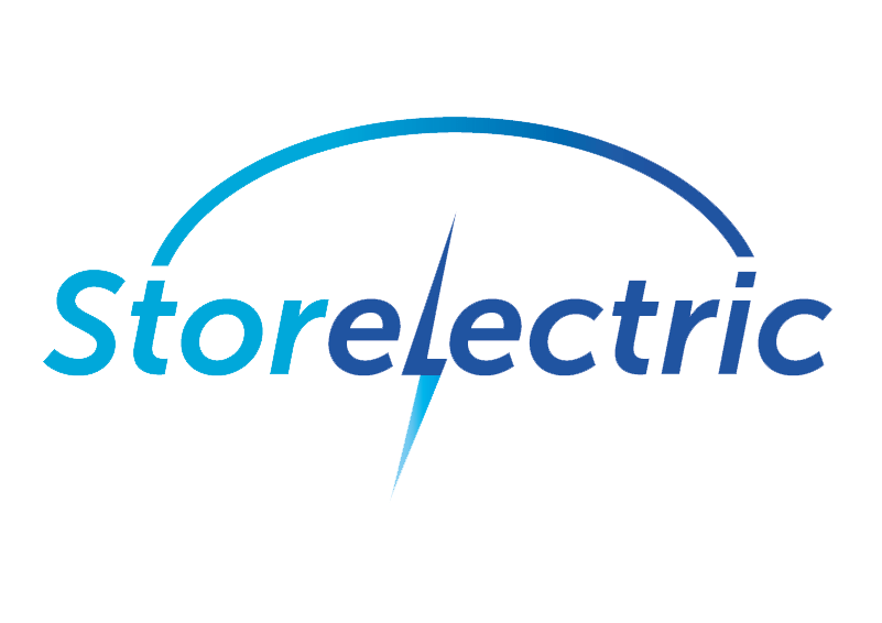 store electric logo