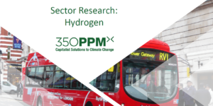 Sector Research – Hydrogen – Is Rocket Fuel the Fuel of the Future?