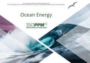 Sector Research: Ocean Energy